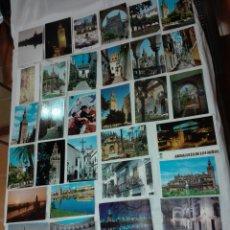 Postales: LOTE 60 POSTALES SEVILLA Y PROVINCIA, ARTE, FOLCLORE,MONUMENTOS,TAUROMAQUIA, ANTIGUAS Y MODERNAS. Lote 141504670