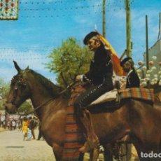 Cartoline: SEVILLA, FERIA DE ABRIL, PASEO DE CABALLOS - COLECCION PERLA Nº 2489 - S/C. Lote 141518826
