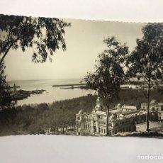 Postales: MALAGA. POSTAL. VISTA PARCIAL DESDE GIBRALFARO. EDITA: FOTO DIEGO CORTES. (H.1960?). Lote 141794749