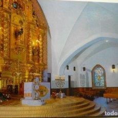Postales: POSTAL EL VISO DE LOS PEDROCHES.--ALTAR MAYOR PARROQUIA. Lote 142053634