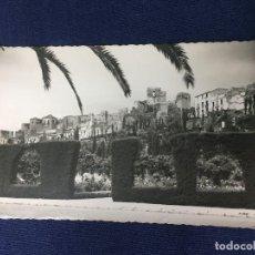 Postales: POSTAL MALAGA 145 JARDINES Y ALCAZABA AL FONDO ED CORTES NO INSCRITA NO CIRCULADA. Lote 142152358