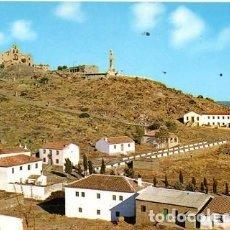 Postales: SANTUARIO VIRGEN DE LA CABEZA - 18 VISTA DEL SANTUARIO Y SU POBLADO. Lote 142499482