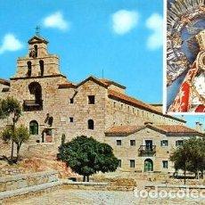 Postales: SANTUARIO VIRGEN DE LA CABEZA - 19 FACHADA DEL SANTUARIO . Lote 142499782
