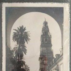 Postales: POSTAL 69. CÓRDOBA. MEZQUITA. CAMPANARIO Y OBRERIA. . Lote 143117566