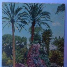 Postales: POSTAL SEVILLA. PARQUE. OVILLAS DE LA RÍA. Lote 143165498