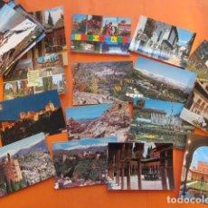 Postales: GRANADA - 52 POSTALES - 6 CIRCULADAS CON SELLO AÑOS 60/70/80/90. Lote 143256386