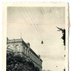 Postales: TARJETA POSTAL FOTOGRAFICA - ALMERIA / AVENIDA DEL GENERALISIMO. Lote 143263118
