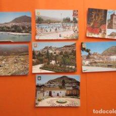 Postales: JAEN - MARTOS - 7 POSTALES - NO CIRCULADAS . Lote 143268906