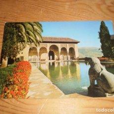 Postales: GRANADA ALHAMBRA TORRE DE LAS DAMAS ED. ARRIBAS Nº2143 SIN CIRCULAR. Lote 143410062