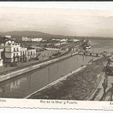 Postales: ALGECIRAS - RÍO DE LA MIEL Y PUERTO - Nº 34 ED. SUR. Lote 143809378