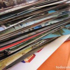 Postales: SEVILLA - 131 POSTALES - 18 CIRCULADAS CPN SELLO Y MATASELLOS AÑOS 60 A 80. Lote 144104070