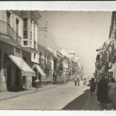Postales: ALGECIRAS - CALLE ANCHA - Nº 19 ED. GARCÍA GARRABELLA. Lote 144142262