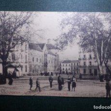 Postales: TARJETA POSTAL - GRANADA - 12.- DETALLE DEL CAMPILLO Y CARRERA GENIL, CASTAÑEIRA ALVAREZ Y LEVENFELD. Lote 144287518