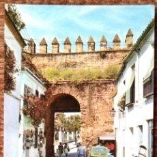 Postales: CORDOBA - PUERTA DE ALMODOVAR. Lote 144696514