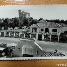 Cartes Postales: MOTRIL (GRANADA).- CHALETS Y VISTA DEL SANTUARIO. Lote 144897886