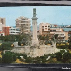 Postales: Nº 92 CÁDIZ. PLAZA DE ESPAÑA. MONUMENTO A LAS CORTES. Lote 145948270