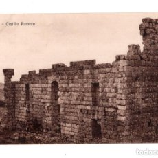 Postales: RONDA.(MÁLAGA).- CASTILLO ROMANO. Lote 146076194