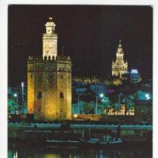 Postales: 517 - SEVILLA.- TORRE DEL ORO.. Lote 146635450