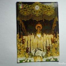 Postales: POSTAL MALAGA SEMANA SANTA VIRGEN GRACIA Y ESPERANZA-ESCRITA. Lote 146725998