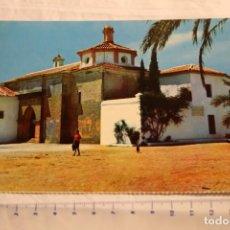 Postales: POSTAL HUELVA MONASTERIO DE LA RABIDA FARDI MOD 91 (SEAT 1500). Lote 146886594