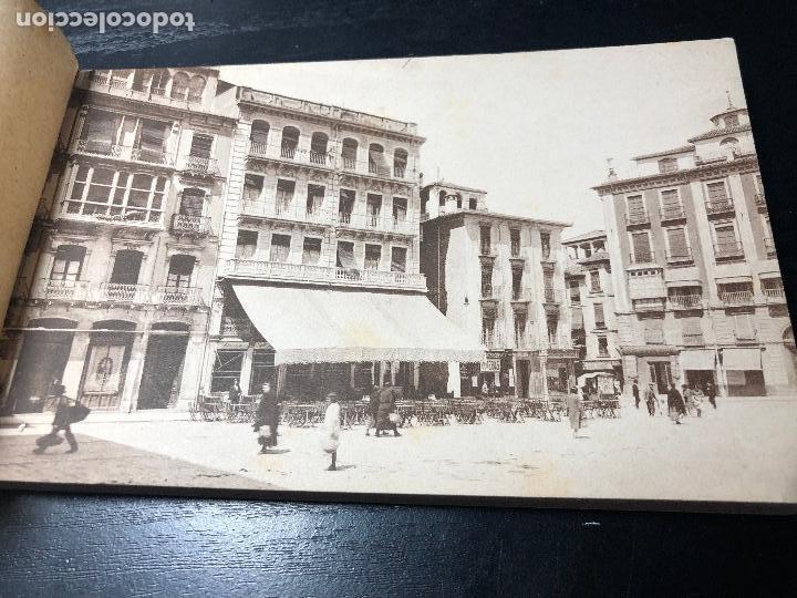Postales: GRANADA BLOC COMPLETO CON 20 POSTALES GRAFOS SERIE 3ª - Foto 5 - 146203913