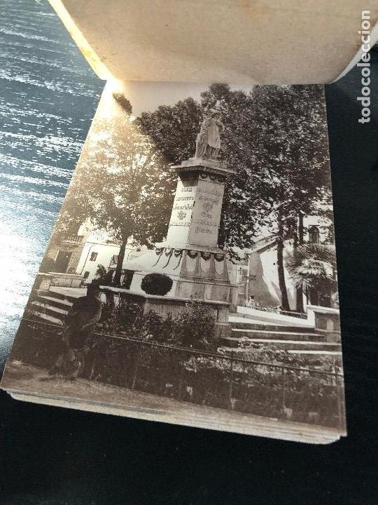 Postales: GRANADA BLOC COMPLETO CON 20 POSTALES GRAFOS SERIE 3ª - Foto 8 - 146203913