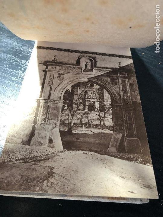Postales: GRANADA BLOC COMPLETO CON 20 POSTALES GRAFOS SERIE 3ª - Foto 9 - 146203913