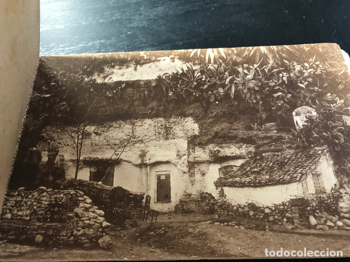 Postales: GRANADA BLOC COMPLETO CON 20 POSTALES GRAFOS SERIE 3ª - Foto 15 - 146203913
