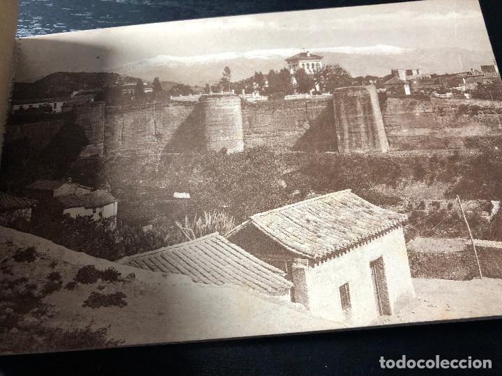 Postales: GRANADA BLOC COMPLETO CON 20 POSTALES GRAFOS SERIE 3ª - Foto 17 - 146203913