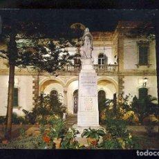 Postales: POSTAL DE LA LINEA DE LA CONCEPCION (CADIZ): INMACULADA CONCEPCION (ED.SUBIRATS 7). Lote 146926166