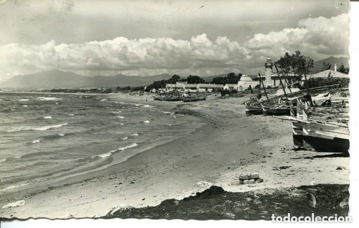 MARBELLA- PLAYA DEL FARÓ-1963- ARRIBAS Nº 29 (Postales - España - Andalucia Moderna (desde 1.940))