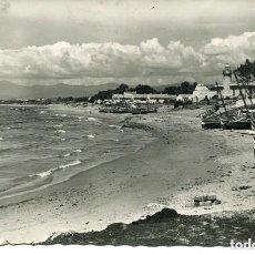 Postales: MARBELLA- PLAYA DEL FARÓ-1963- ARRIBAS Nº 29. Lote 147288946