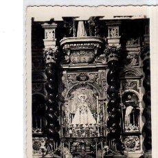 Postales: TARJETA POSTAL DE CADIZ. IGLESIA DE SANTO DOMINGO. ALTAR DE LA PATRONA DE CADIZ. VIRGEN DEL ROSARIO.. Lote 147306514