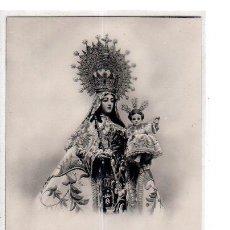 Postales: TARJETA POSTAL DE CADIZ. NTRA. SRA. DEL CARMEN. PATRONA DE LA MARINA Y DE SAN FERNANDO.. Lote 147306858