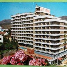 Postales: TORREMOLINOS. HOTEL FLAMINGO. POSTALES CÓRCOLES. NUEVA. COLOR. Lote 147354157