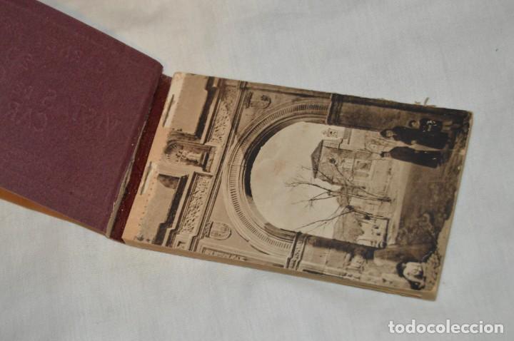 Postales: VINTAGE - CARNET POSTAL - 20 VISTA DE GRANADA, CARTUJA - 4ª SERIE - ED POR CASA REYES - ENV 24H - Foto 5 - 147395954