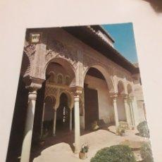 Postales: POSTAL GRANADA GENERALIFE. Lote 147411814
