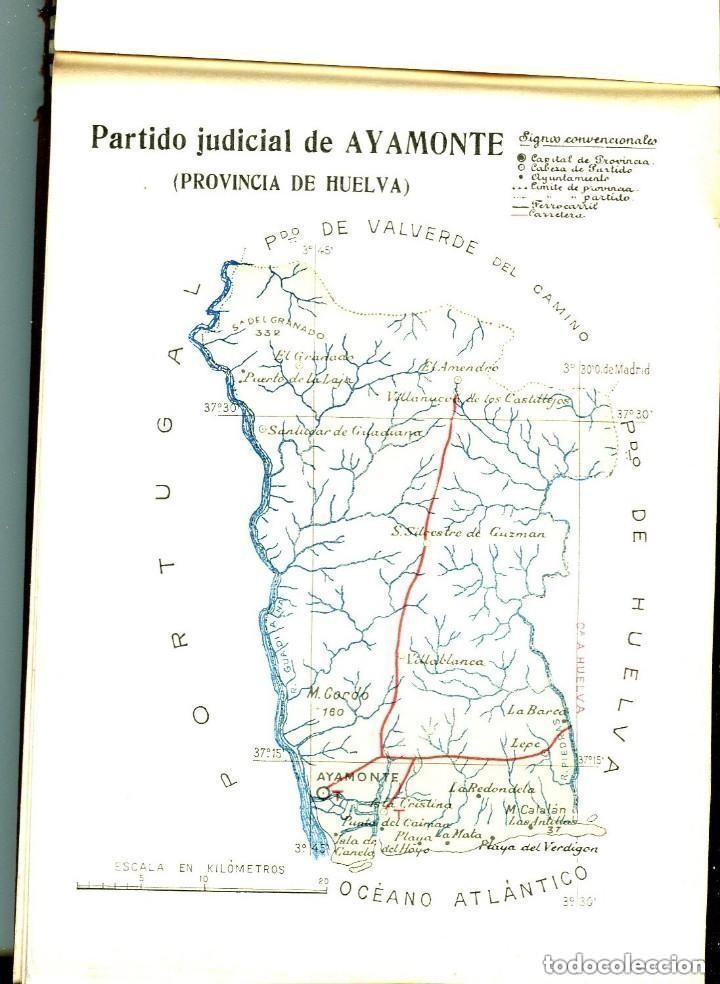 Postales: PORTFOLIO FOTOGRÁFICO DE ESPAÑA- SEVILLA-CAZALLA-CARMONA-UTRERA-HUELVA-MOGUER-AYAMONTE-LA PALMA-ETC. - Foto 5 - 147473558