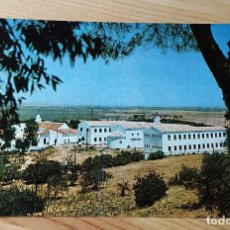 Postales: HUELVA CONQUERO CASA DE EJERCICIOS. Lote 147589238