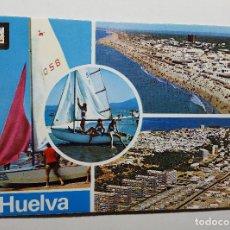 Postales: HUELVA RADIO AFICIONADO. Lote 147602330