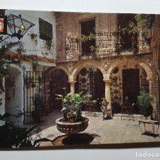 Postales: CORDOBA VISTA DE UN PATIO CORDOBES - SUBIRATS CASANOVAS. Lote 147738726