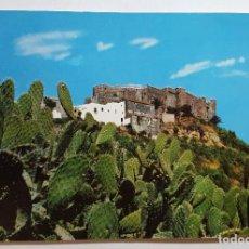 Postales: ARCOS DE LA FRONTERA CASTILLO SOBRE LA PEÑA - ED. ANGEL Y LUIS GARCIA MARTINEZ. Lote 147787390