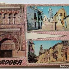 Postales: CORDOBA VARIOS ASPECTOS - FOTOCOLOR DARVI. Lote 147789338