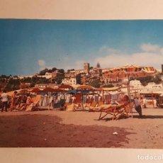 Postales: TORREMOLINOS, MALAGA, VISTA DESDE LA PLAYA. Lote 147855638