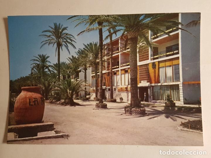 TORREMOLINOS, MALAGA, PALMERALES EN LA CALLE (Postales - España - Andalucía Antigua (hasta 1939))