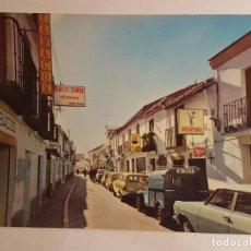 Postales: TORREMOLINOS, MALAGA, CALLE DE SAN MIGUEL. Lote 147856222
