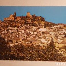 Postales: ALCALA LA REAL, JAEN, VISTA PANORAMICA. Lote 147857326