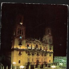 Postales: POSTAL * JAÉN , CATEDRAL, NOCTURNO. Lote 147919566