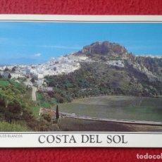 Postales: POSTAL POST CARD CARTE POSTALE COSTA DEL SOL PUEBLOS BLANCOS SALOBREÑA GRANADA ANDALUCÍA VER FOTO . Lote 148012302