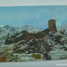 Postales: POSTAL DE CAZORLA ( JAEN ) : CASTILLO DE LA YEDRA. Lote 148080954